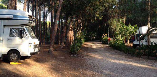Sardinia camping, hire campervan, support campersardinia.com